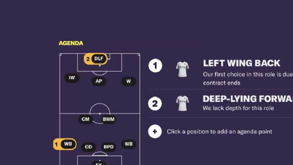 Football Manager 2021 gratuit