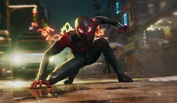 SpiderMan Miles Morales gratuit