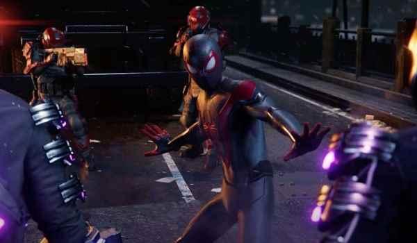 SpiderMan Miles Morales Télécharger