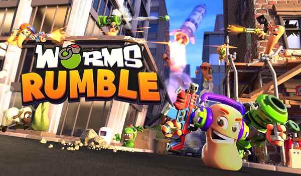 Worms Rumble Télécharger