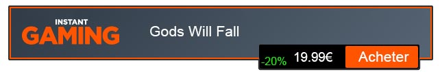 Gods Will Fall gratuit