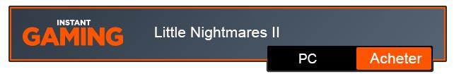 Little Nightmares 2 gratuit