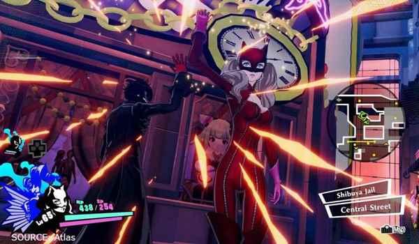 Persona 5 Strikers gratuit