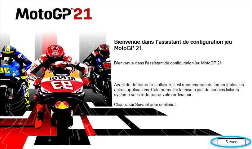 MotoGP 21 Télécharger