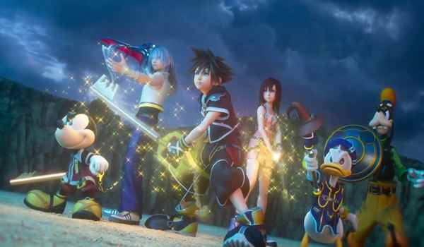 Kingdom Hearts 3 pc gratuit