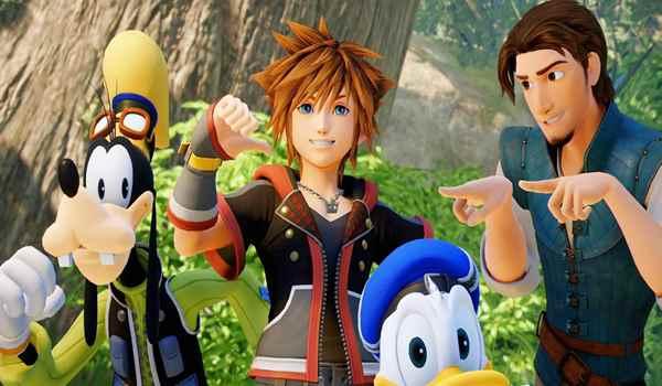 Kingdom Hearts 3 pc torrent