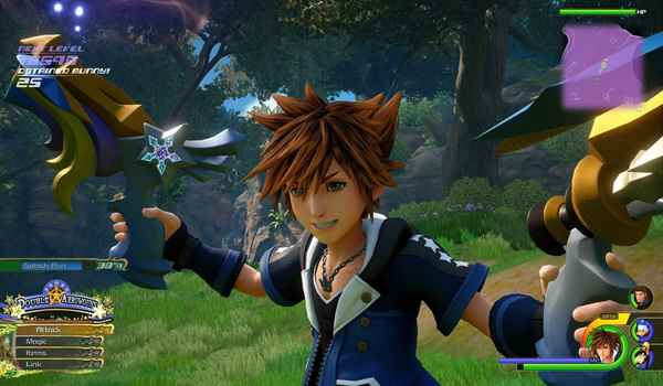 Kingdom Hearts 3 pc Télécharger