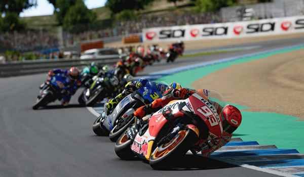 MotoGP 21 gratuit