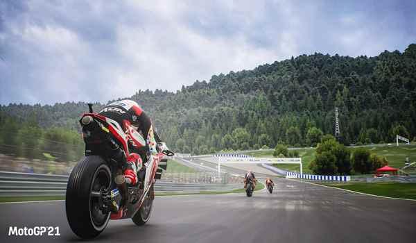 MotoGP 21 jeux pc