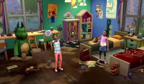 Les Sims 4 Nettoyage de printemps gratuit