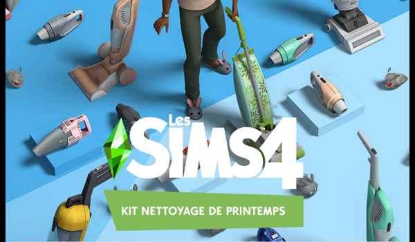 Les Sims 4 Nettoyage de printemps Télécharger