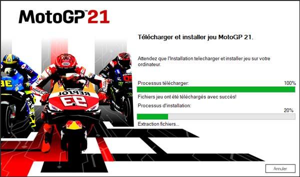 MotoGP 21 torrent