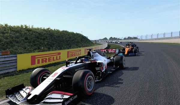 F1 2021 gratuit