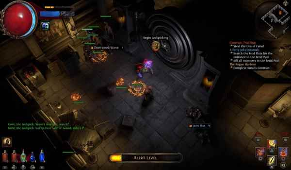 Path of Exile gratuit