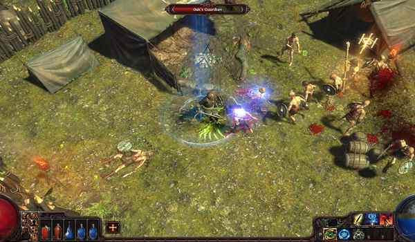 Path of Exile zone jeux pc