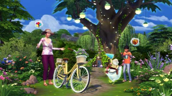 Sims 4 Vie à la campagne gratuit