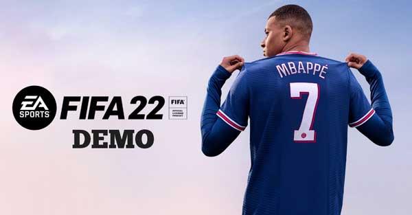 FIFA 22 Demo Gratuit