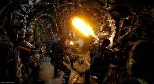 Aliens Fireteam Elite torrent