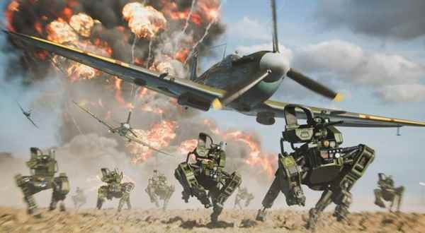 gratuit Battlefield 2042 Demo