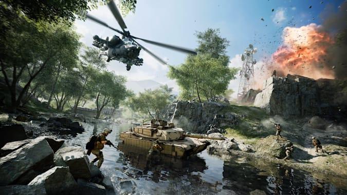 Battlefield 2042 Demo jeux pc