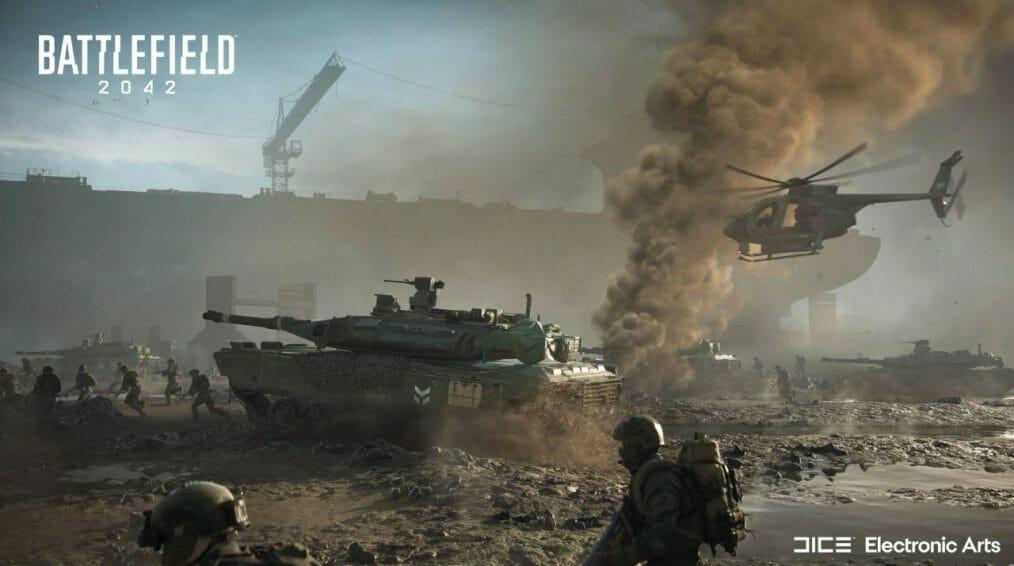 Battlefield 2042 free